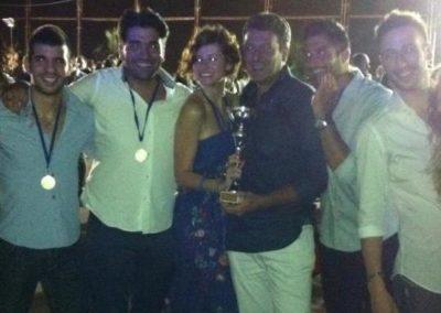 2013.07.05 Premiazione Team Calcetto Unisob