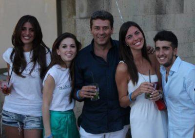 2013.07.05 Aperitivo Sunset Sob con Antonella e Davide