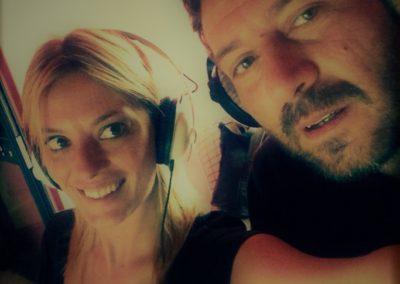 2014.05.05 RadioIbiza con Mariasilvia Malvone